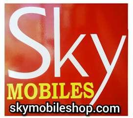 VIVO, OPPO, REDMI, REALME, ASUS, ONEPLUS, NEW MOBILES, skymobileshop