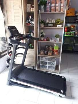 Treadmill elektrik,home gym langsung COD di rumah id  981