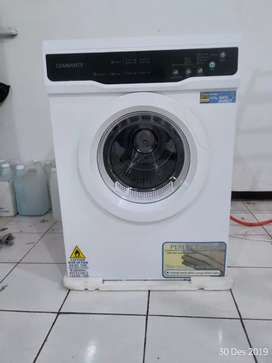 Mesin pengering pakaian laundry/ dryer