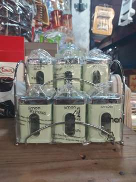 Lemon spice box set