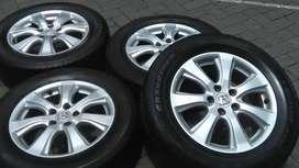 Pcd 5x114 Ring17 OEM CRV Facelift 2.0