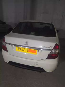 Tata Indigo taxi 2015 Diesel Well Maintained ola attached hai