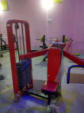Selling gym affordabale price, gymmachine. Just fit use 2years