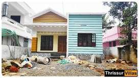 Viyyur (Varadiyam) Brand New 2 BHK House for sale