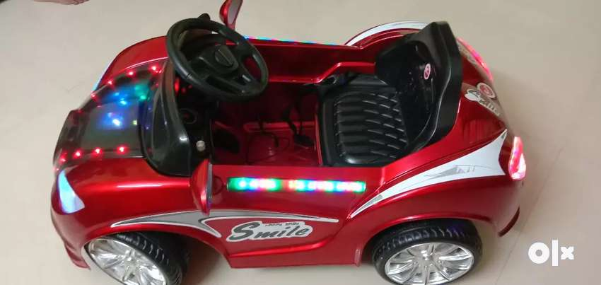 Remote control + manual toy car for kids 0