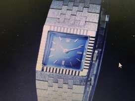 Rolex Precision Solid Gold 18Karat