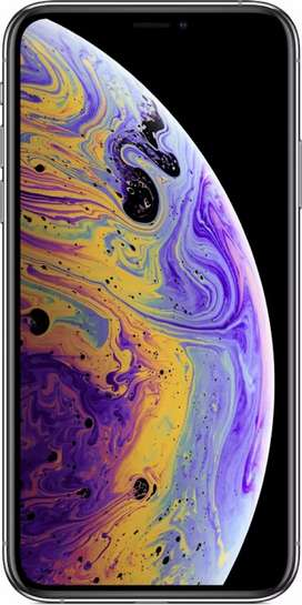 IPHONE XS 64GB GREY/SILVER New Seal pack