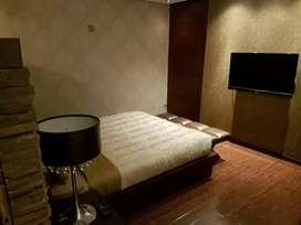 Full furnished 1 bedroom studio apartment in Mall of Lahore for Rent
