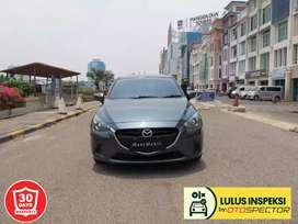 [Lulus Inspeksi] Mazda 2 V Manual Tahun 2015 Tdp Ringan 27Jt Termurah