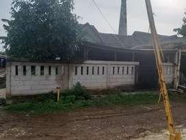 Rumah siap huni benas banjir.+hook dan pagar beton dan besi