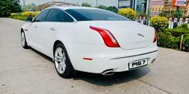 Jaguar xjl with VVIP NO.  available for wedding rental and for parties