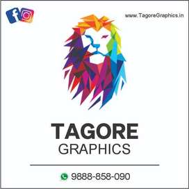Required Designer for Printing Shop in Zirakpur Coral Draw