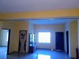3 BHK semi-furnished apartment