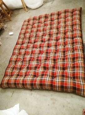 5×6 washable material mattress 20 years guarenty rui gatta nahi padega