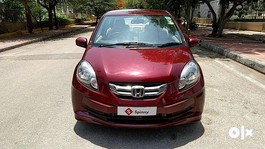 Honda Amaze 1.5 S i-DTEC, 2013, Diesel 0