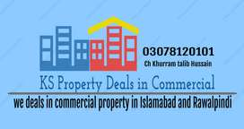 14 Marla Commercial Plaza For Sale In Khanna Road Rawalpindi