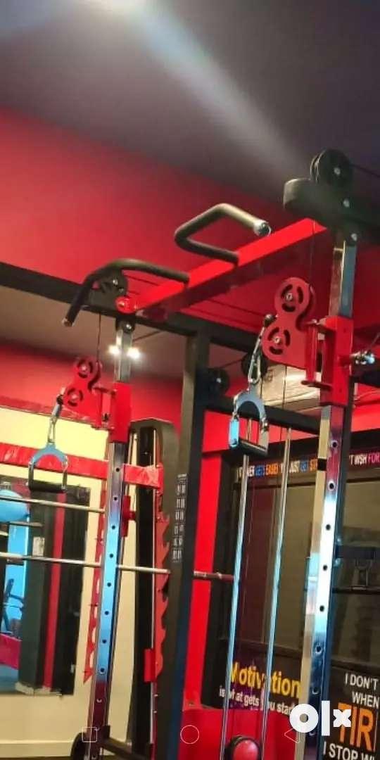 Hifi gym setup vo bhi pocket rate me