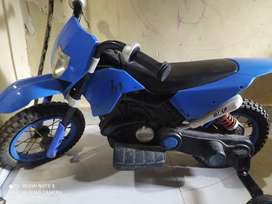 Qike electric bike for kids but not working