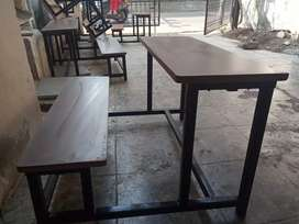 Wooden Benches(old) for school