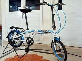 Sepeda lipat exotic 2026Mk..R16