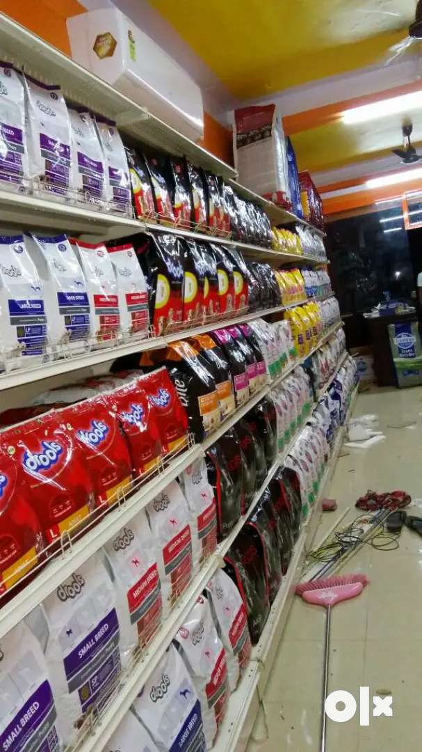 Dog Food accessories &vetinery medicine available 0