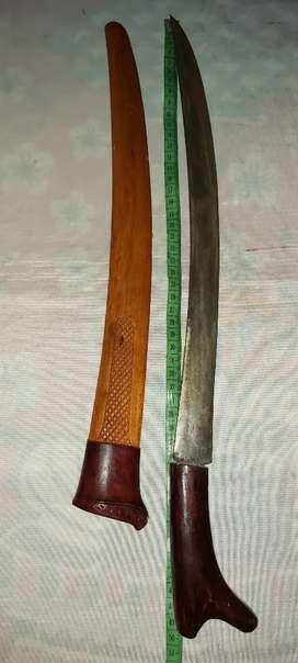 Koleksi Wasi/Pedang Hendep (Pendek) Antik
