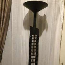 2 Pcs Standing Lamp & Disc Rack