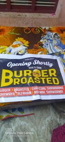 Alpham brosted charcoal shawarma shawai master