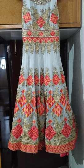 Heavy Long Dress