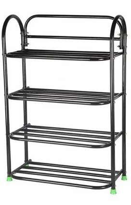 Moving out Sales: Steel Shoe Rack