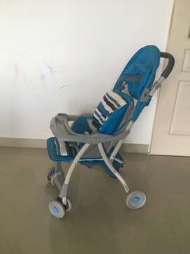 Baby stroller; Imported; 2 years old
