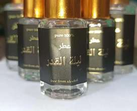 Parfum lailatul godar untuk sarana sholat malam anda bisa cod
