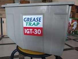 Grease trap/Bak kontrol