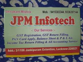All type accounting service available