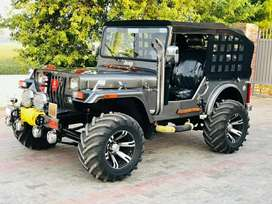 Rahul jeep modified All choice castmar All India deliver