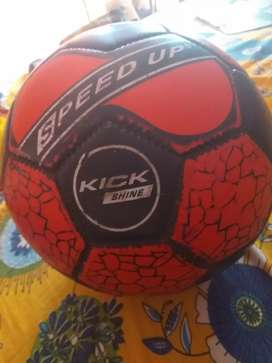 A speed up football