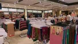 Need 15 candidate in Vishal mega mart shopping malls
