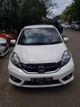 Honda Brio Satya 1.2 Type E Manual Tahun 2018