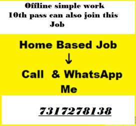 Part Time Typing Projects For Home Based