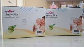 Spectra Handy Plus Manual Breast Pump