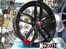 Velg R18 Racing HRV Innova Rush Xpander Terios