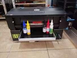 Mesin sablon kaos printer DTG A3 l1800 basic