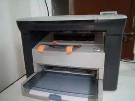 HP LaserJet M1005 MFP