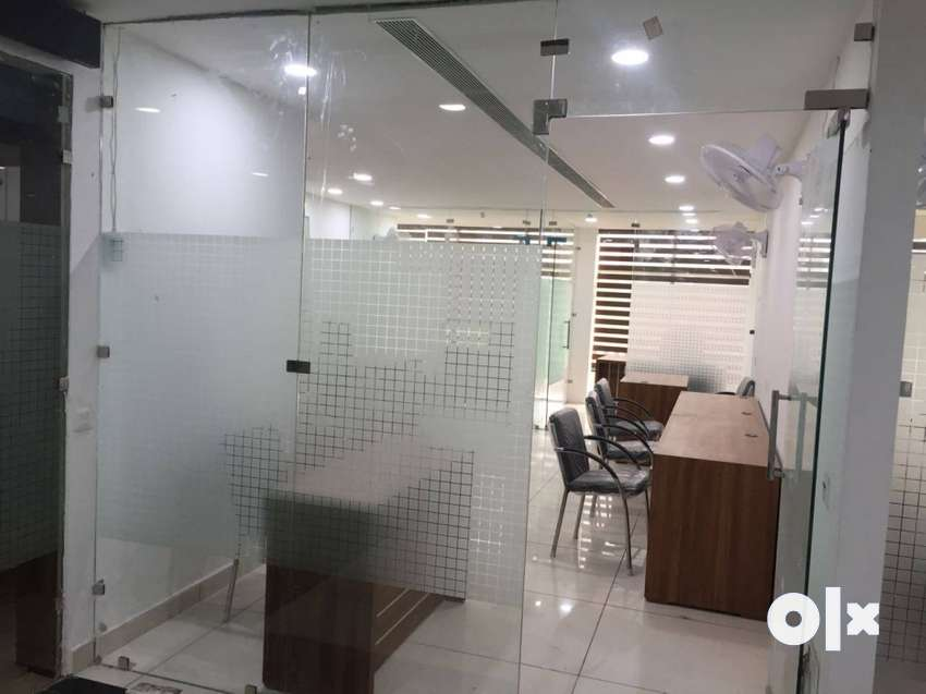 15x50 showroom  fully furnished available for sale near 0