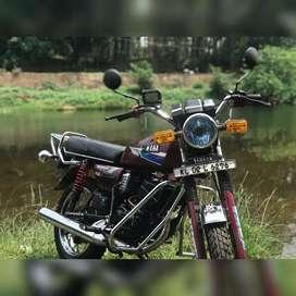 Yamaha RX 135 5speed