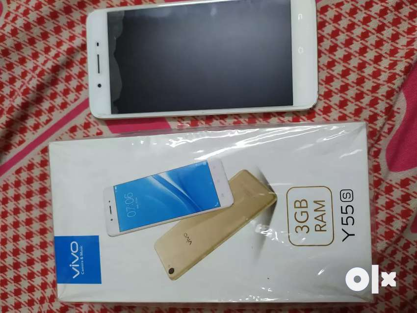 Vivo Y55s good condition with bill, Charger, urgent sale 0