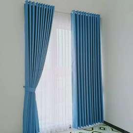 Gordyn Gorden Curtain tirai paling indah dan terlengkap