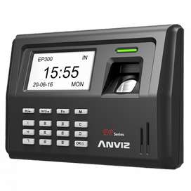Anviz EP-300 Time Attendance Machine, Bio metric Fingerprint