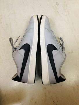 Nike grey shoes ,size 12.
