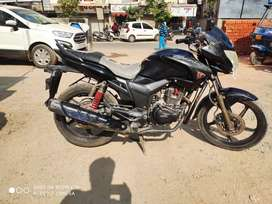 Hero hunk 2012 double disc brake good condition